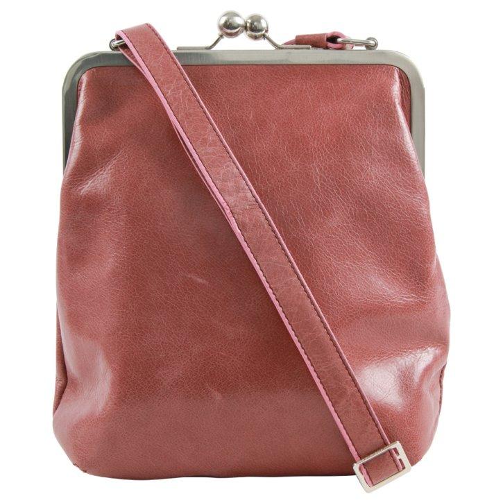 VOLKER LANG LOLA Handtasche vintage altrosa