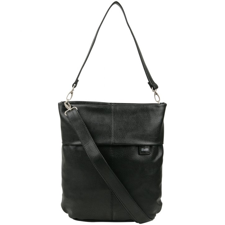 ZWEI Mademoiselle M12 Shoulder Bag noir