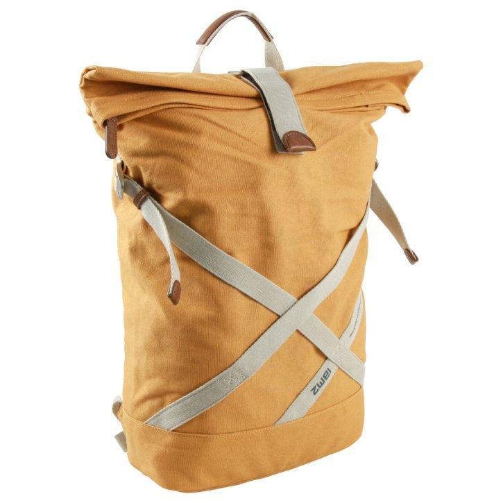 ZWEI YOGA R250 Rucksack für Yogamatte yellow ZW-YR250-YEL