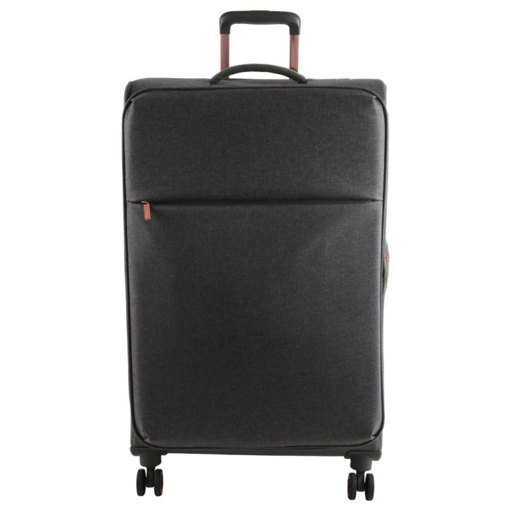 BARBARA L grey 4w Trolley