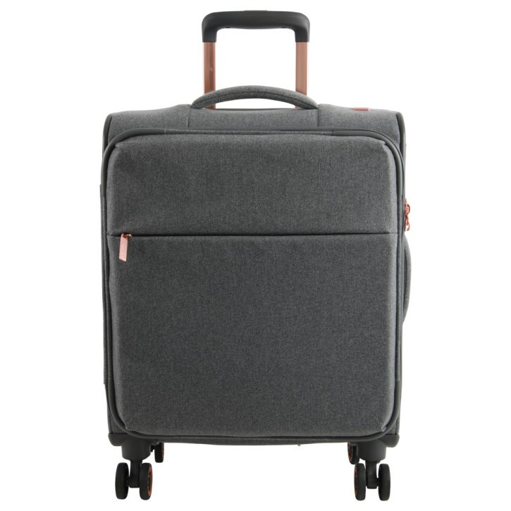 BARBARA S grey 4w Trolley