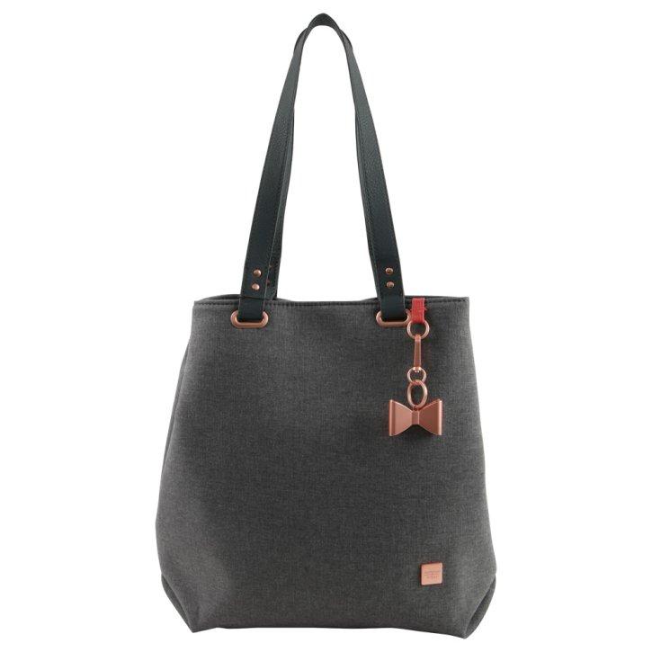 BARBARA Shopper grey