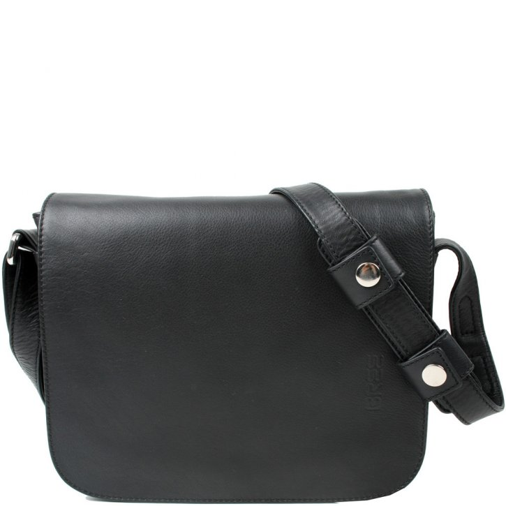 LADY TOP 12 Schultertasche black
