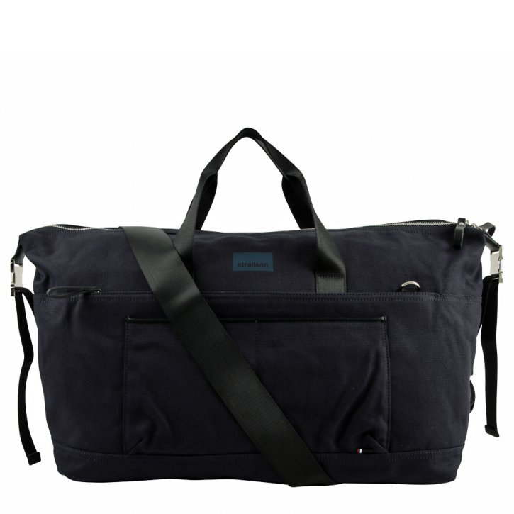 Strellson Harrow dark blue Weekender