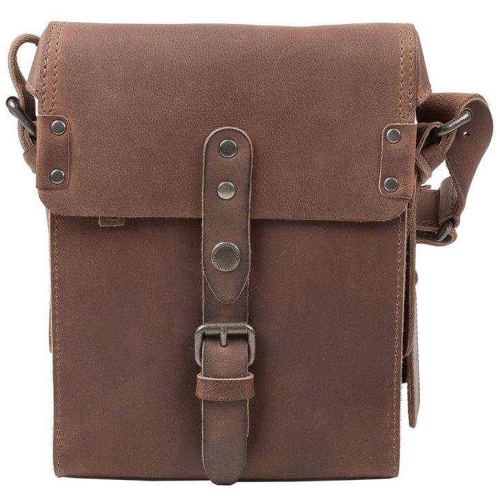 RILEY Postbag S vintage tan
