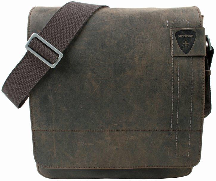 Strellson Messenger Bag dark brown