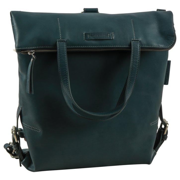 Pomelo Rucksack / Handtasche slate blue