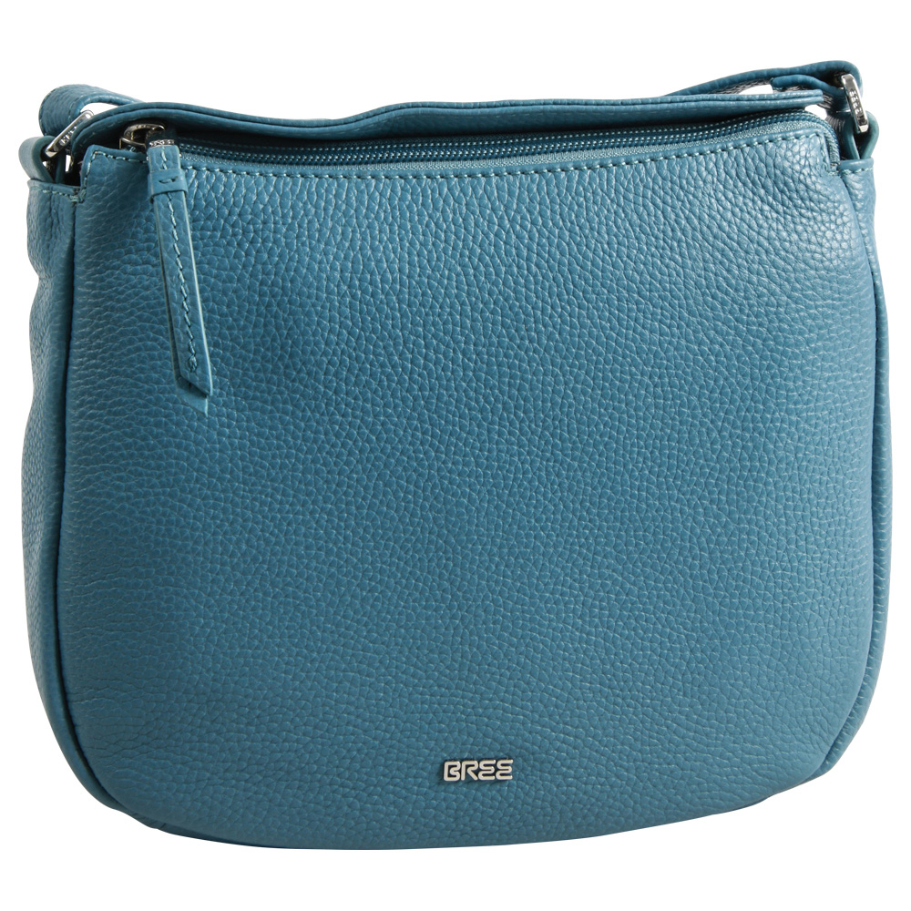 classic style amazing price nice shoes BREE - NOLA 13 Schultertasche provincial blue