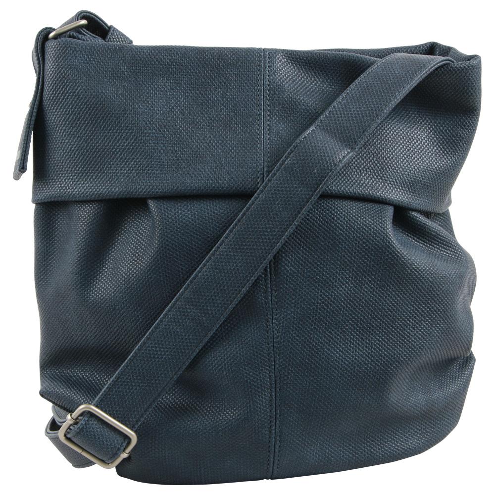 13de4837637a8 ZWEI Mademoiselle M10 canvas-blue - online bestellen bei alletaschen.de