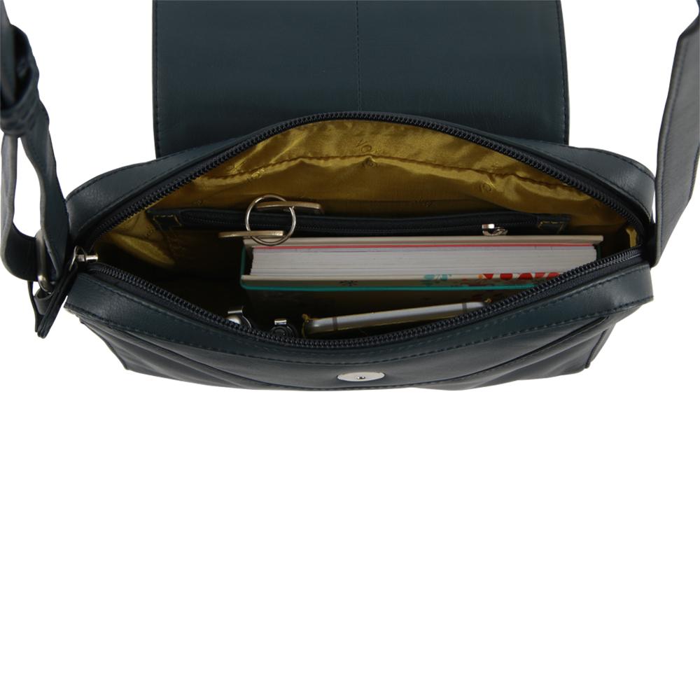 f3344756b80e Voi Handtasche blau - online bestellen bei alletaschen.de