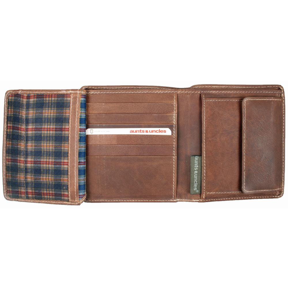 arrives wholesale online really cheap Aunts & Uncles - PHIL Geldbörse logo-vintage tan