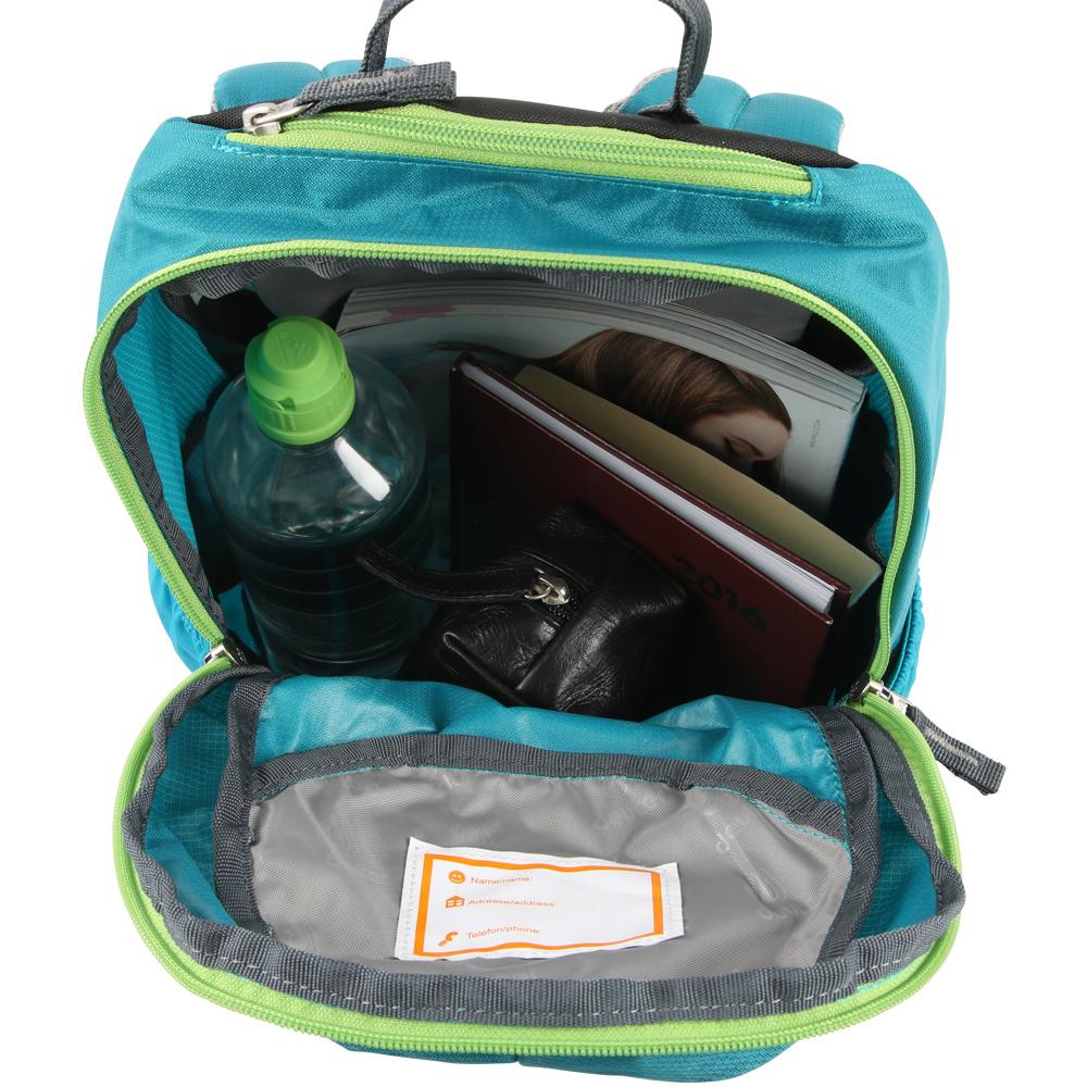 Deuter GOGO XS Kinderrucksack petrol kiwi online bestellen