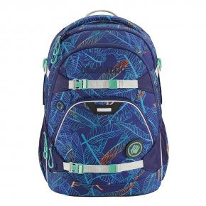 COOCAZOO ScaleRale Schulrucksack jungle night