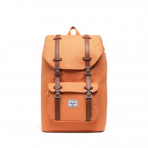 HERSCHEL LITTLE AMERICA MID papaya
