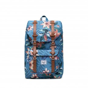 HERSCHEL LITTLE AMERICA MID summer floral heaven blue