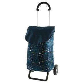 Andersen ALU STAR Einkaufstrolley  HAVA blau