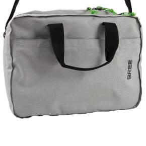 BREE PUNCH Style 67 Laptoptasche light grey