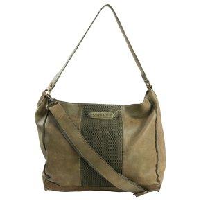 Taschendieb Wien Handtasche olive