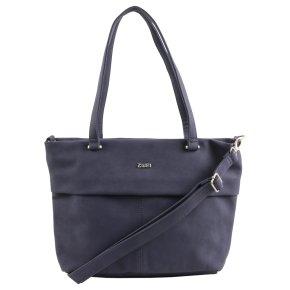 ZWEI Mademoiselle M15 Shopper nubuk-violet