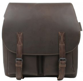 Aunts & Uncles HITCHHIKER Rucksack coffee