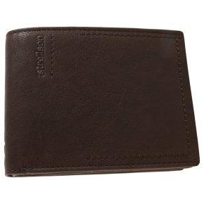 Strellson Norton Börse dark brown