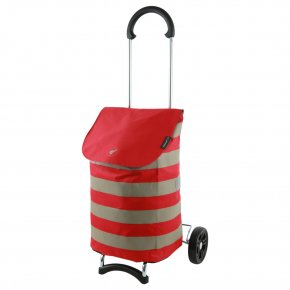 Andersen SCALA Einkaufstrolley Ida rot