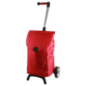Andersen UNUS FUN  Einkaufstrolley PEPE rot