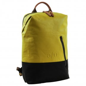 "Aunts & Uncles Hamamatsu Rucksack 13"" golden verde"