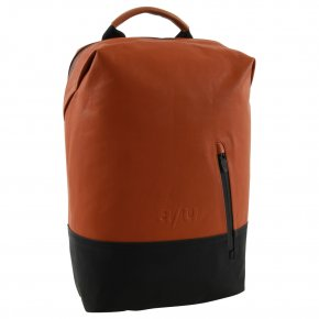 "Aunts & Uncles Hamamatsu Rucksack 13"" glazed ginger"