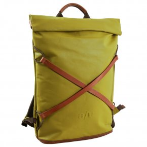 "Aunts & Uncles Osaka Rucksack 15"" golden verde"