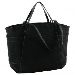 Aunts & Uncles SAPPORO Shopper black
