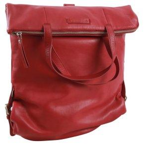 Aunts & Uncles POMELO Rucksack/Handtasche red bud