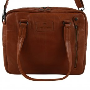 Aunts & Uncles JACKFRUIT Laptoptasche cognac