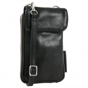 Aunts & Uncles CLOUDBERRY Phonebag jet black