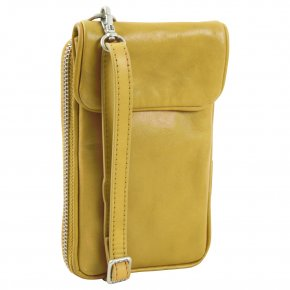 Aunts & Uncles CLOUDBERRY Phonebag lemon