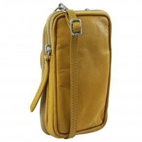 Aunts & Uncles PRUNE Phonebag lemon