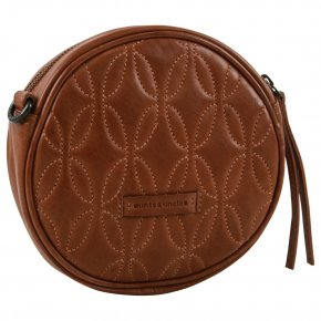 Aunts & Uncles WATERMELON Handtasche cognac