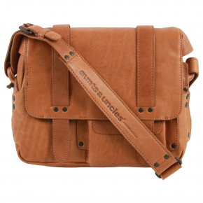 Aunts & Uncles MISS APPLEPIE Schultertasche Postbag S caramel