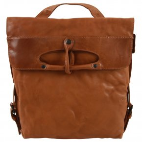 MRS. MINCE PIE 3in1 Rucksack M caramel