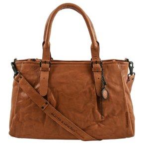 MRS. SHORTBREAD Handtasche L caramel