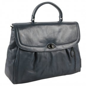 Aunts & Uncles MRS. VELVET PIE Henkeltasche navy