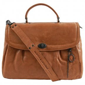 Aunts & Uncles MRS VELVET PIE Henkeltasche caramel