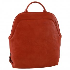 Aunts & Uncles MRS. MUD CAKE 2in1 Rucksack burnt orange