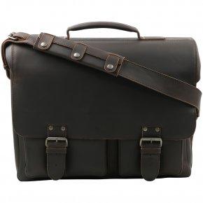 Aunts & Uncles BIG FINN Aktentasche/Laptop vintage brown