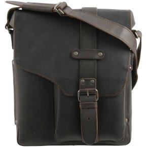 DEXTER Postbag vintage brown