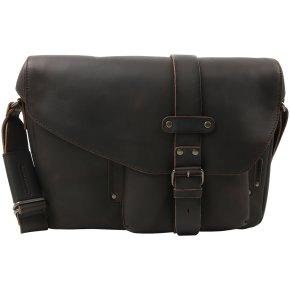 Aunts & Uncles MEDIUM MILES Postbag L vintage brown