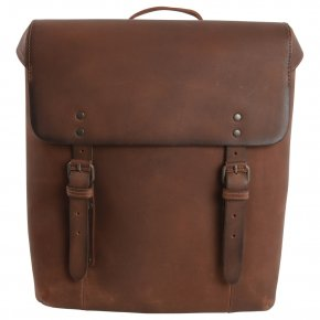 Aunts & Uncles ANDREW Laptoprucksack vintage tan