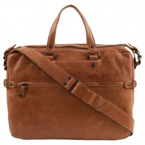 Aunts & Uncles DORIAN Laptoptasche cognac