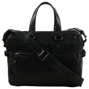 Aunts & Uncles EARL Laptoptasche black suit
