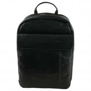 LOGAN black suit businessbackpack